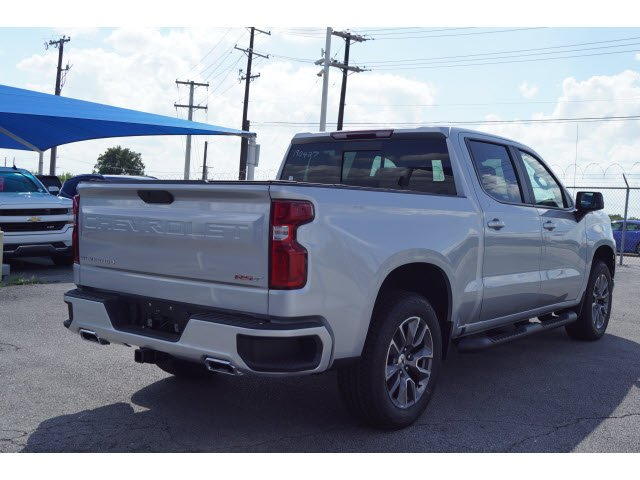 2019 Silverado 1500 Crew Cab 4x4,  Pickup #190427 - photo 4