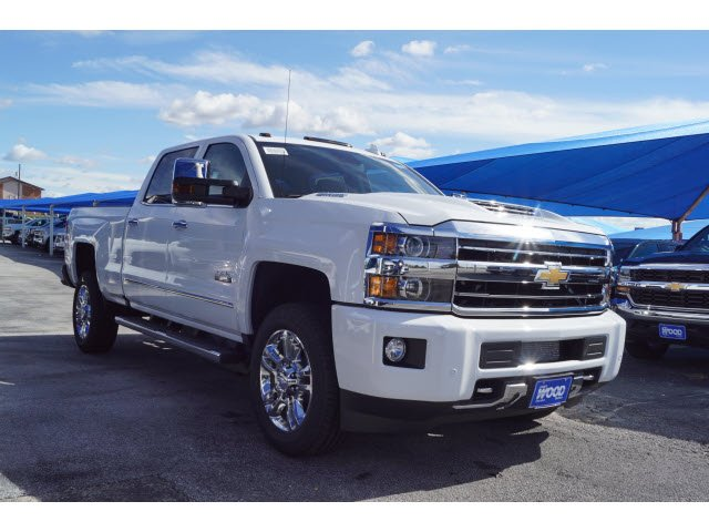 2019 Silverado 2500 Crew Cab 4x4,  Pickup #190672 - photo 3