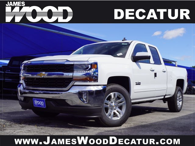 2019 Silverado 1500 Double Cab 4x2,  Pickup #190694 - photo 1
