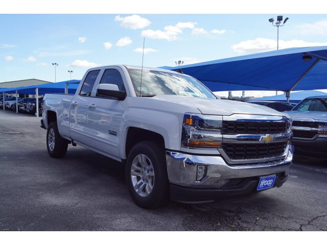 2019 Silverado 1500 Double Cab 4x2,  Pickup #190694 - photo 3