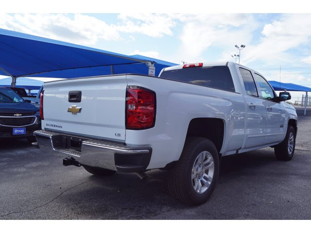2019 Silverado 1500 Double Cab 4x2,  Pickup #190694 - photo 4