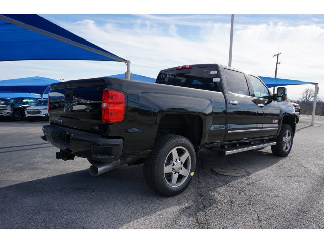 2019 Silverado 2500 Crew Cab 4x4,  Pickup #190960 - photo 4
