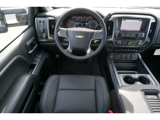 2019 Silverado 2500 Crew Cab 4x4,  Pickup #190960 - photo 9