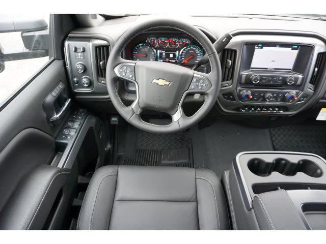 2019 Silverado 2500 Crew Cab 4x4,  Pickup #190975 - photo 9