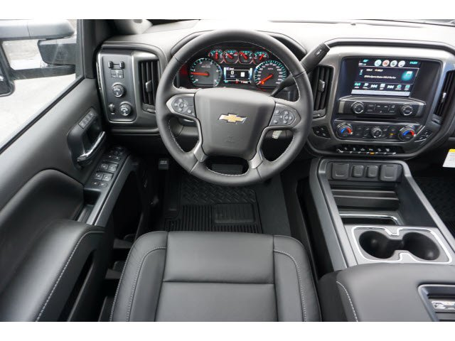 2019 Silverado 2500 Crew Cab 4x4,  Pickup #191060 - photo 9