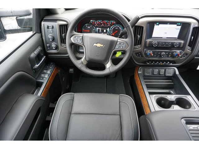 2019 Silverado 2500 Crew Cab 4x4,  Pickup #191061 - photo 9