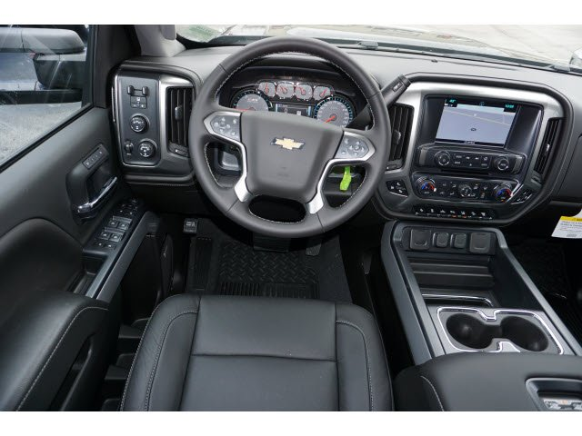 2019 Silverado 2500 Crew Cab 4x4,  Pickup #191105 - photo 9
