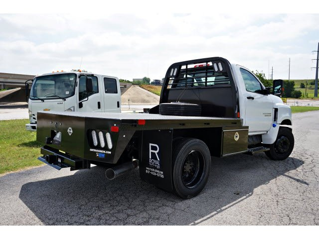 2019 Silverado 5500 Regular Cab DRW 4x2, Cab Chassis #191930 - photo 3