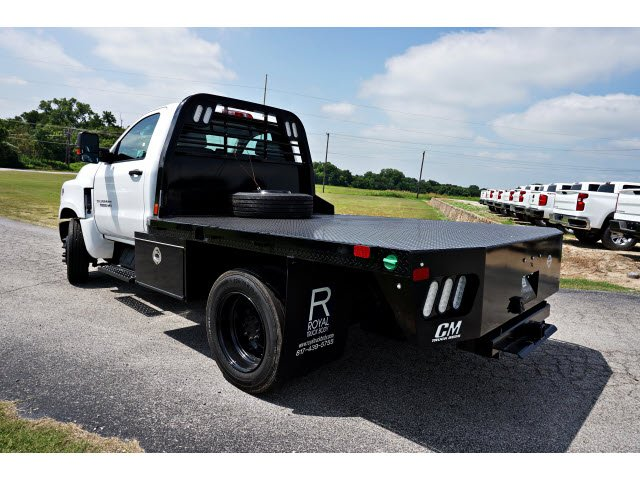 2019 Silverado 5500 Regular Cab DRW 4x2, Cab Chassis #191930 - photo 4