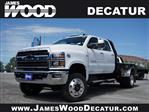 2019 Silverado 5500 Crew Cab DRW 4x4, CM Truck Beds ER Model Hauler Body #192846 - photo 1