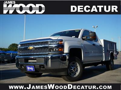 2019 Silverado 2500 Double Cab 4x2, Knapheide Standard Service Body #193016 - photo 1