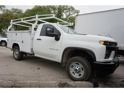 2020 Chevrolet Silverado 2500 Regular Cab RWD, Royal Service Body #202640 - photo 3