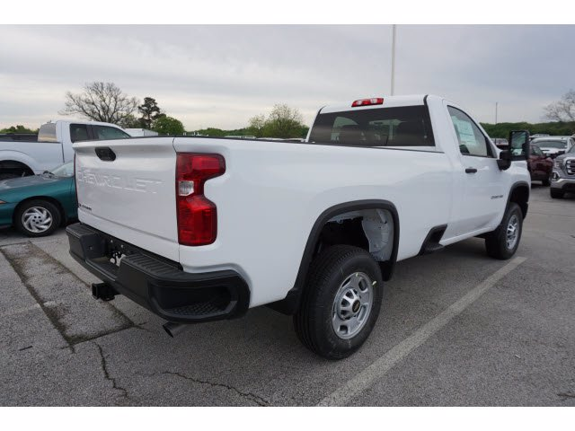 2020 Chevrolet Silverado 2500 Regular Cab RWD, Pickup #202646 - photo 3