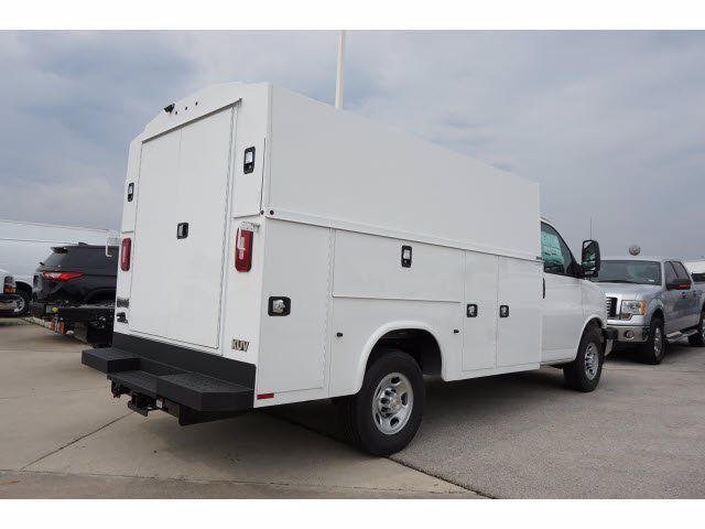 2020 Chevrolet Express 3500 RWD, Knapheide KUV Service Utility Van #202666 - photo 3