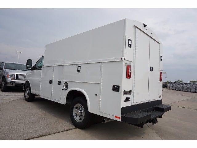 2020 Chevrolet Express 3500 RWD, Knapheide KUV Service Utility Van #202666 - photo 2