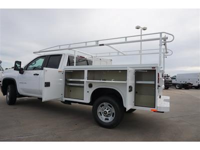 2020 Chevrolet Silverado 2500 Double Cab RWD, Knapheide Steel Service Body #202667 - photo 3