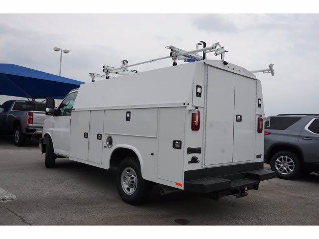 2020 Chevrolet Express 3500 4x2, Knapheide Service Utility Van #202668 - photo 1