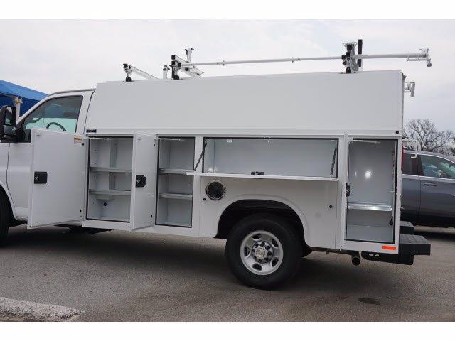 2020 Chevrolet Express 3500 RWD, Knapheide KUV Service Utility Van #202668 - photo 5