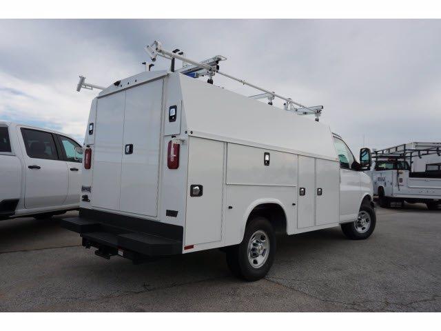 2020 Chevrolet Express 3500 4x2, Knapheide KUV Service Utility Van #202669 - photo 2