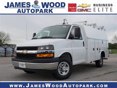 2020 Chevrolet Express 3500 4x2, Knapheide KUV Service Utility Van #202669 - photo 1
