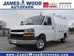 2020 Chevrolet Express 3500 RWD, Knapheide KUV Service Utility Van #202669 - photo 1