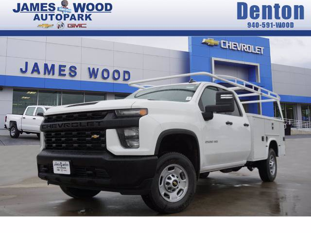 2020 Chevrolet Silverado 2500 Double Cab RWD, Knapheide Steel Service Body #202672 - photo 1