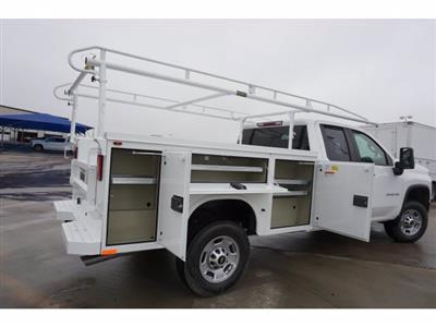 2020 Chevrolet Silverado 2500 Double Cab RWD, Knapheide Steel Service Body #202672 - photo 3