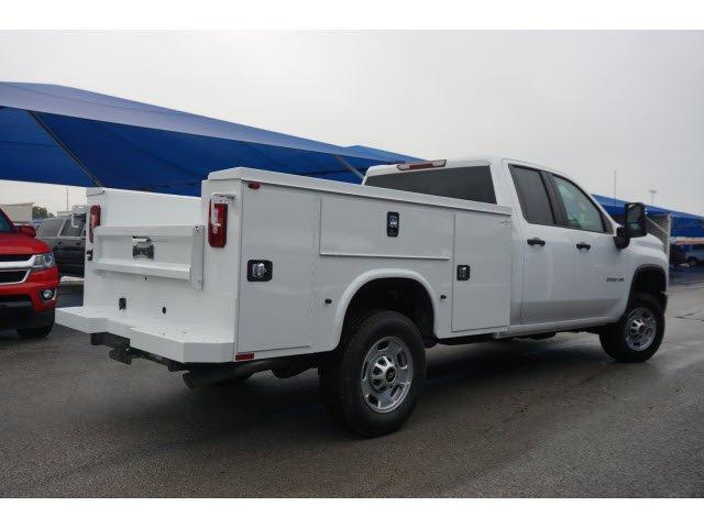 2020 Chevrolet Silverado 2500 Double Cab RWD, Knapheide Steel Service Body #202673 - photo 2