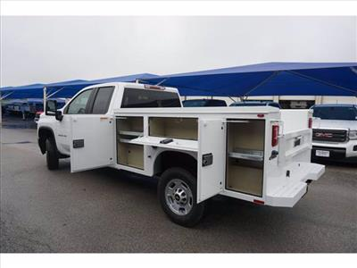 2020 Chevrolet Silverado 2500 Double Cab RWD, Knapheide Steel Service Body #202794 - photo 3