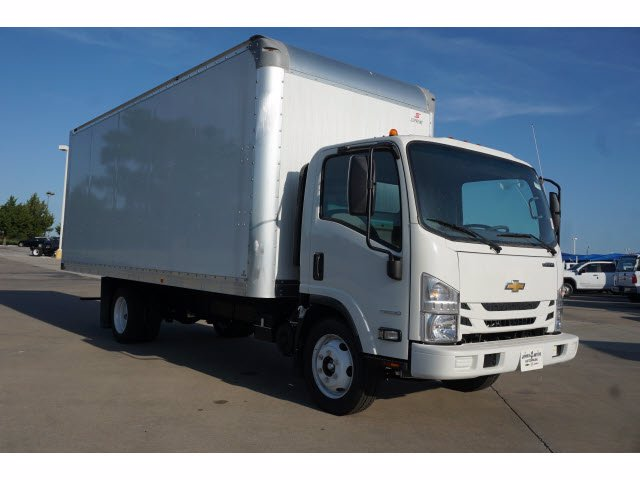 2020 Chevrolet LCF 4500 Regular Cab RWD, Supreme Iner-City Dry Freight #202849 - photo 8