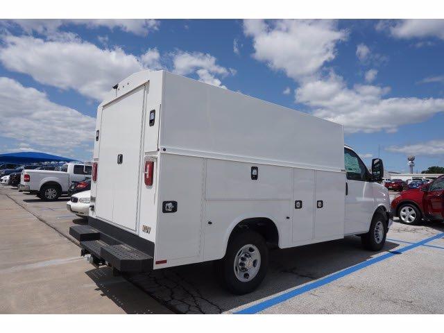 2020 Chevrolet Express 3500 RWD, Knapheide KUV Service Utility Van #202989 - photo 2