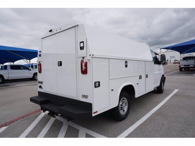 2020 Chevrolet Express 3500 RWD, Knapheide KUV Service Utility Van #203038 - photo 4
