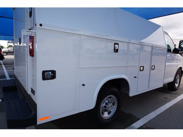 2020 Chevrolet Express 3500 RWD, Knapheide KUV Service Utility Van #203038 - photo 5