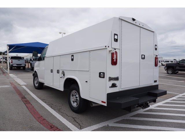 2020 Chevrolet Express 3500 RWD, Knapheide KUV Service Utility Van #203039 - photo 2