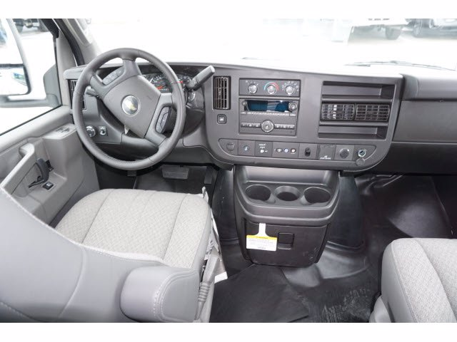 2020 Chevrolet Express 3500 RWD, Knapheide KUV Service Utility Van #203039 - photo 6