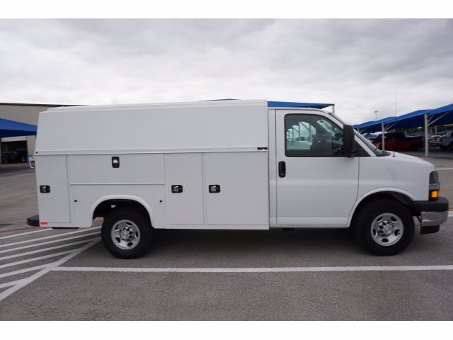 2020 Chevrolet Express 3500 RWD, Knapheide KUV Service Utility Van #203039 - photo 8