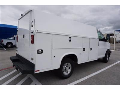 2020 Chevrolet Express 3500 RWD, Knapheide KUV Service Utility Van #203039 - photo 3