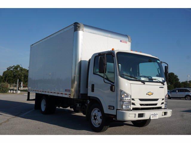 2020 Chevrolet LCF 4500 Regular Cab RWD, Morgan Gold Star Dry Freight #203083 - photo 8