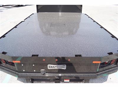 2020 Chevrolet Silverado 5500 Crew Cab DRW RWD, Knapheide PGNB Gooseneck Platform Body #203236 - photo 12