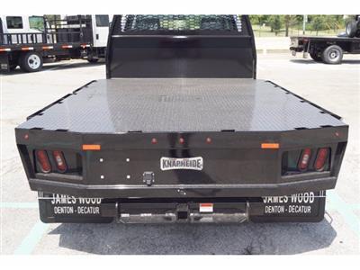 2020 Chevrolet Silverado 5500 Crew Cab DRW RWD, Knapheide PGNB Gooseneck Platform Body #203236 - photo 10