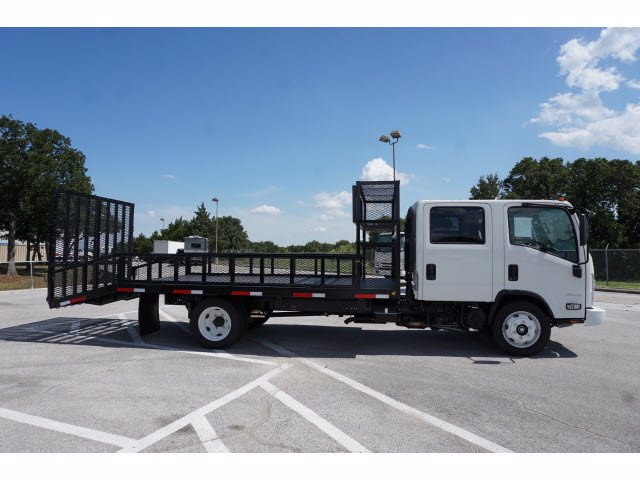 2020 Chevrolet LCF 4500 Crew Cab RWD, Kaffenbarger Truck Equipment Dovetail Landscape #203429 - photo 6