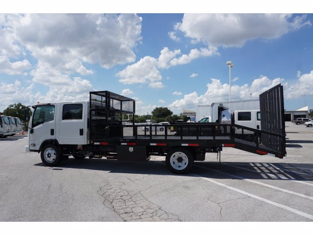 2020 Chevrolet LCF 4500 Crew Cab RWD, Kaffenbarger Truck Equipment Dovetail Landscape #203429 - photo 3