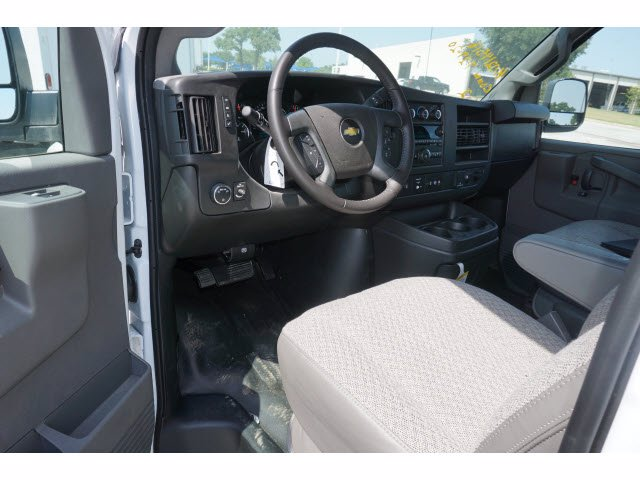 2020 Chevrolet Express 3500 RWD, Supreme Spartan Cargo Cutaway Van #203489 - photo 11