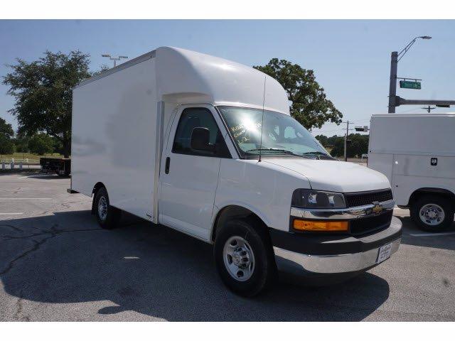 2020 Chevrolet Express 3500 RWD, Supreme Spartan Cargo Cutaway Van #203489 - photo 4