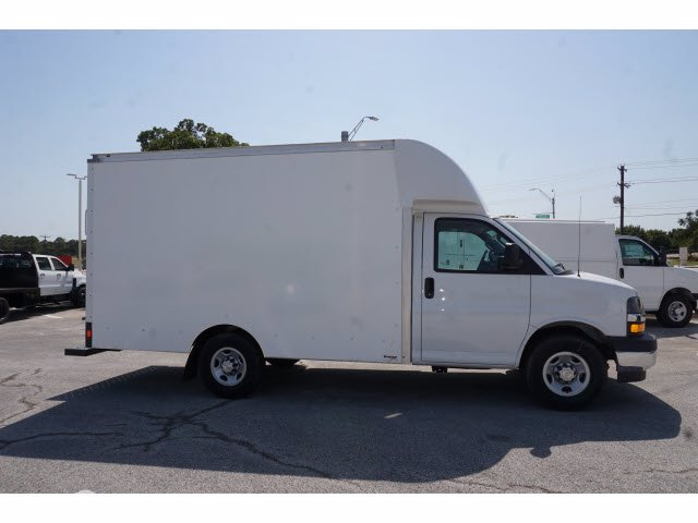 2020 Chevrolet Express 3500 RWD, Supreme Spartan Cargo Cutaway Van #203489 - photo 5