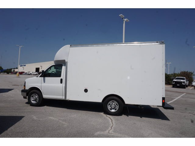 2020 Chevrolet Express 3500 RWD, Supreme Spartan Cargo Cutaway Van #203489 - photo 8