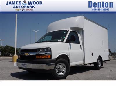 2020 Chevrolet Express 3500 RWD, Supreme Spartan Cargo Cutaway Van #203489 - photo 1