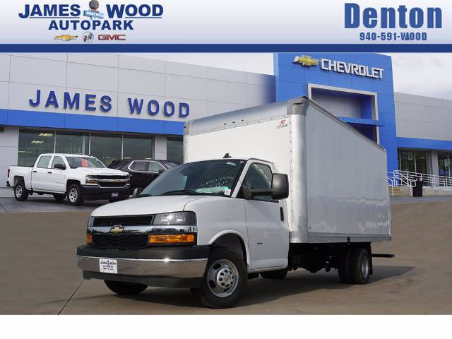 2020 Chevrolet Express 3500 RWD, Supreme Iner-City Dry Freight #203490 - photo 1