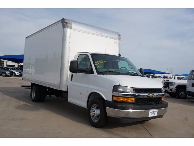 2020 Chevrolet Express 3500 RWD, Supreme Iner-City Dry Freight #203490 - photo 4