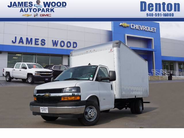 2020 Chevrolet Express 3500 RWD, Supreme Iner-City Dry Freight #203491 - photo 1